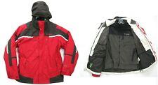 Mens Columbia 2 in 1 Waterproof Winter Ski Skiing Snow Board Parka Coat Jacket M