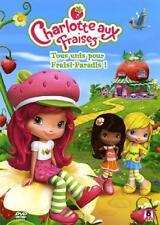 Charlotte aux Fraises Tous unis pour Fraisi-Paradis DVD NEUF SOUS BLISTER