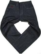 NEW EIGHT 732 8732 Men's Denim Jeans Sz 32 Black BK-7