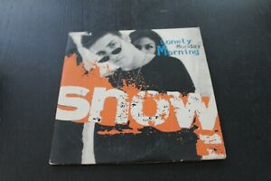 cd single Snow lonely monday morning