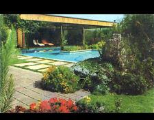 BOGOTA (COLOMBIE COLOMBIA) HOTEL-RESIDENCE avec PISCINE , période 1970