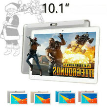 """10.1"""" 2.5d FHD 4G-LTE BT WIFI Tablet PC Android 9.0 4+64GB GPS Dual SIM Camera"""