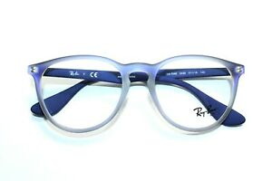 BRAND NEW RAY BAN RB 7046 5486 VIOLET AUTHENTIC EYEGLASSES RB7046 51-18-140 MM