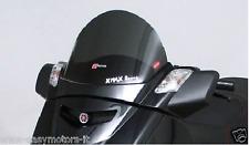 SPOILER CUPOLINO PARABREZZA NERO FUME' PER YAMAHA XMAX X MAX 125 250 2005-2009