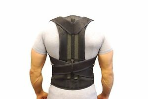 Deluxe Neoprene Breathable Posture Corrector bad back support lumbar