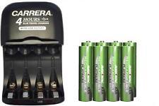 AA / AAA NiMH Smart Travel Charger + 8-Pack AAA Rayovac NiMH 750 mAh Batteries