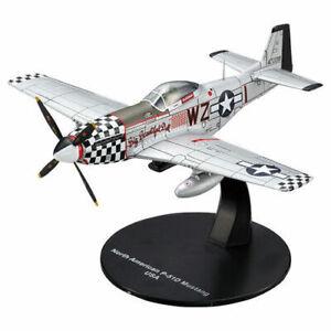 Avion North American P-51D Mustang - 1/72 WW2 militaire DeAgostini AC12