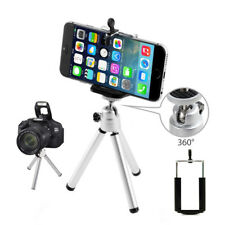 Mini Tripod Stand With Phone Holder for iPhone Android GoPro DSLR Digital Camera
