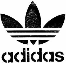 Adidas Store Display Advertising Sign Wall Stencil Unbranded 7x5