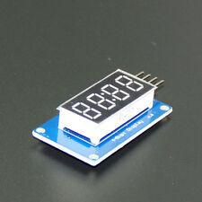 4 Bits TM1637 LED Display 7Segment Clock Module Tube for Arduino Raspberry Pi
