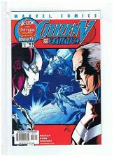 Marvel Comics Citizen V And The V Battalion #3 NM- 2001