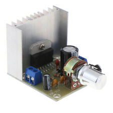 AC/DC 12V TDA7297 2x15W Digital Audio Amplifier DIY Kit Dual-Channel ModuleLJQA