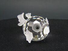 Swarovski Small Blowfish  7644NR030  w/original box and COA