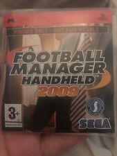 Football Manager Handheld 2009 (PSP)