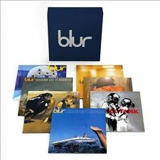 Blur-21-The Vinyl Box-13LP Box-2012 Food/Parlophone/EMI France-BLURBOXLP1