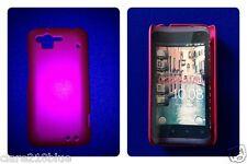 HTC G20 S510b Mobile Phone Hard Cover Shell Fushia Dark Pink Stocking Filler