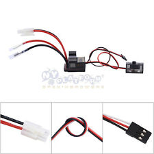 320A ESC Brushed Brush Speed Controller For RC Car Truck Boat Reverse 1/8 1/10