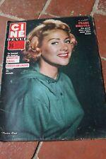 CINE REVISTA Nº 34 1956 SINATRA MARTINE CAROL CHRISTIAN JAQUES SOPHIA LOREN
