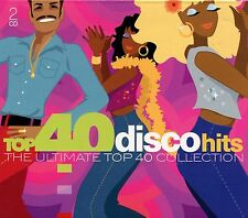 Top 40 Disco Hits : The Ultimate Top 40 Collection (2 CD)