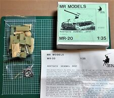 MR MODELS MR-35020 - DETAILING SET GW III/IV HUMMEL LATE TYPE - 1/35 RESIN KIT