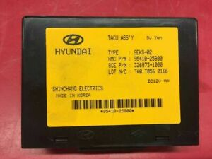 TRACTION CONTROL MODULE 95410-25800 FITS 03-04 ACCENT 149029