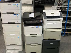 Posten Laserdrucker Samsung und Brother