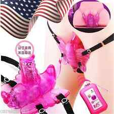 Female Wearable Wireless Remote Control Butterfly Jump Eggs Adult Sex Women Toys