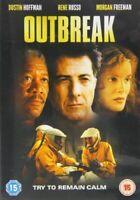 Brote Dustin Hoffman Morgan Freeman Rene Russo Warner GB DVD L. Nuevo