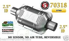 "Eastern Universal Catalytic Converter Standard 2.5"" 2 1/2"" Pipe 10"" Body 70318"