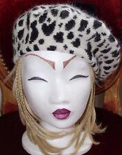 RIVER ISLAND angora wool mix Ladies Warm Winter Hat Beret