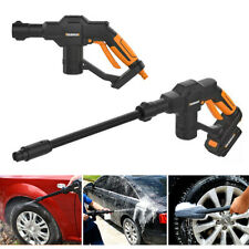 Portable Pressure Car Washer Cleaner Tool Auto Washing Gun Cordless 12v 130psi