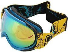 UVEX G.GL 7 Ski Goggle White Lite Mirror Gold Lens