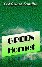 """1kg Softairkugeln """"Green Hornet"""" (grün) von Pro Game ca. 8333 Stück (0,12 Gramm)"""
