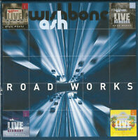 WISHBONE ASH Road Works (2015) 38-track 4-CD box set NEW/SEALED