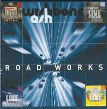 Wishbone Ash Road Works (2015) 38-track 4-CD Coffret Neuf/Scellé