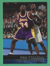 1999-00 Upper Deck Shaquille O'Neal Los Angeles Lakers #59 (KCR)