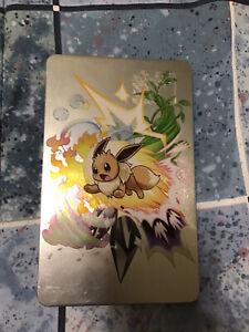 Pokémon Lets Go Eevee! Collectors Edition *VERY GOOD*