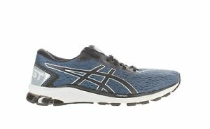 ASICS Mens Gt-1000 9 Grand Shark/Black Running Shoes Size 14 (1909895)
