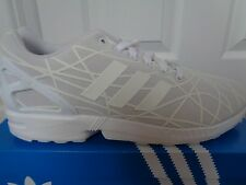 Adidas ZX Flux mens trainers sneakers AQ6779 uk 10.5 eu 45 1/3 us 11 NEW+BOX