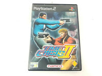 Time Crisis 2 II Sony PlayStation 2 PS2 Complete Game in Case w/ Manual CIB PAL