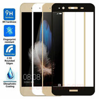 3D Full Cover Tempered Glass Film Screen Protector For Huawei Honor 6X/GR5 2017