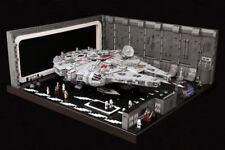 ISTRUZIONI Hangar Star Wars Star Docking Bay 327  MOC  UCS Falcon 05132 75192