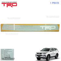 TRD Sportivo Sticker Front Mirror Genuine For Toyota Fortuner Suv 4x2 2016 2017