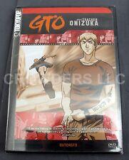 GTO Great Teacher Onizuka Volume 3 OUTCASTS DVD TokyoPop OT 16+ Color 125min NIP