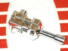 TEK TOYS Weapon Robo Reptiles GATOR Chrome Gun Original Part #17