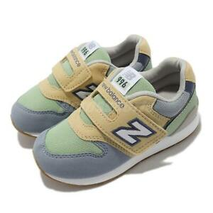 New Balance 996 W Wide NB Multi Strap Toddler Infant Casual Shoes IZ996OB3-W