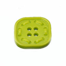 Resin Square Sewing Buttons