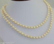 Vintage Perlenkette  (ca. 82 cm)