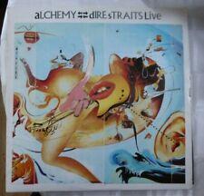 DIRE STRAITS LIVE ALCHEMY UK VERTIGO  2LP 1984 VERY 11 A4 B3 A1 B3