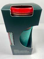 Starbucks 2019 Holiday Christmas Reusable Cold Cups, Lids & Straws-Free Shipping